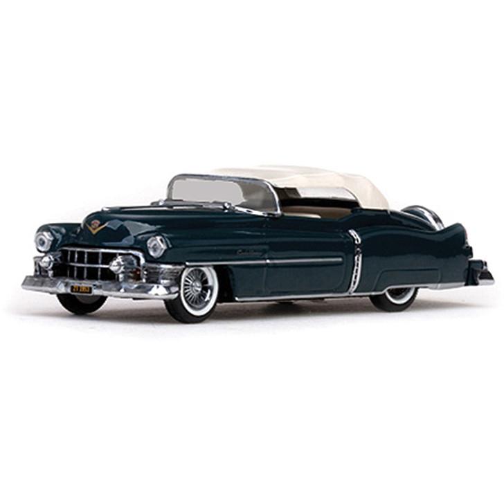 1953 Cadillac Eldorado Convertible - blue Main Image