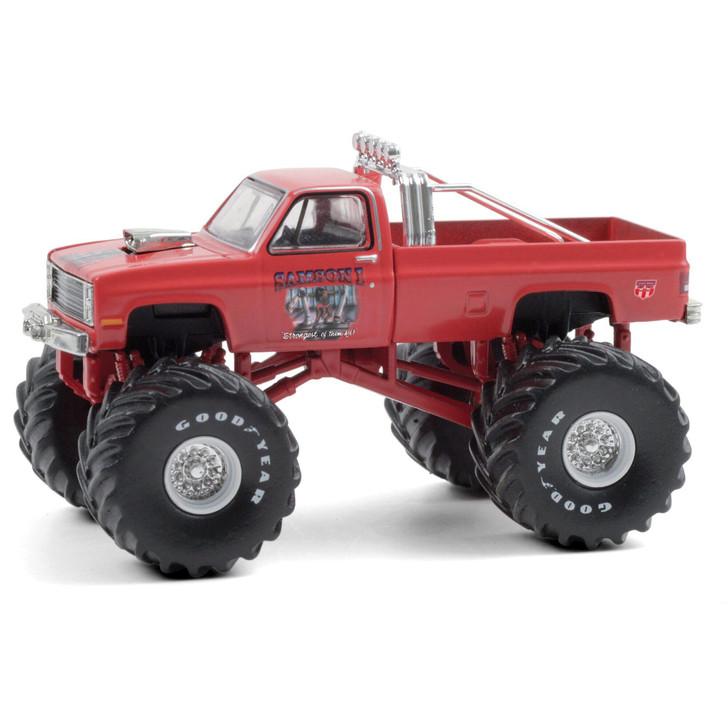 Samson I - 1984 Chevrolet Silverado Monster Truck Main Image