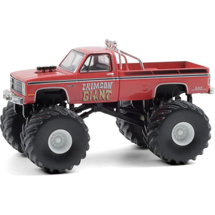Crimson Giant - 1987 Chevrolet Silverado Monster Truck Main Image