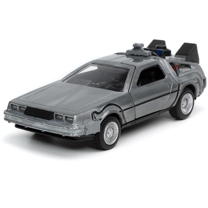 Back to the Future Part I DeLorean Time Machine Main Image