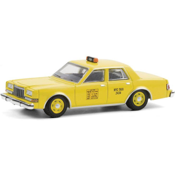 1984 Dodge Diplomat - NYC Taxi Main Image