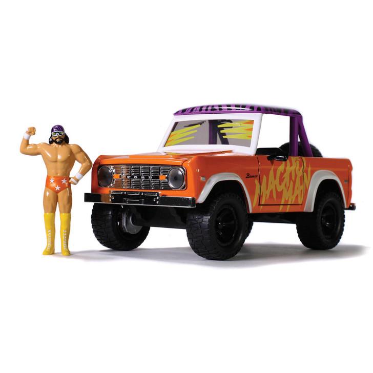 1973 Ford Brono & Macho Man Figure Main Image