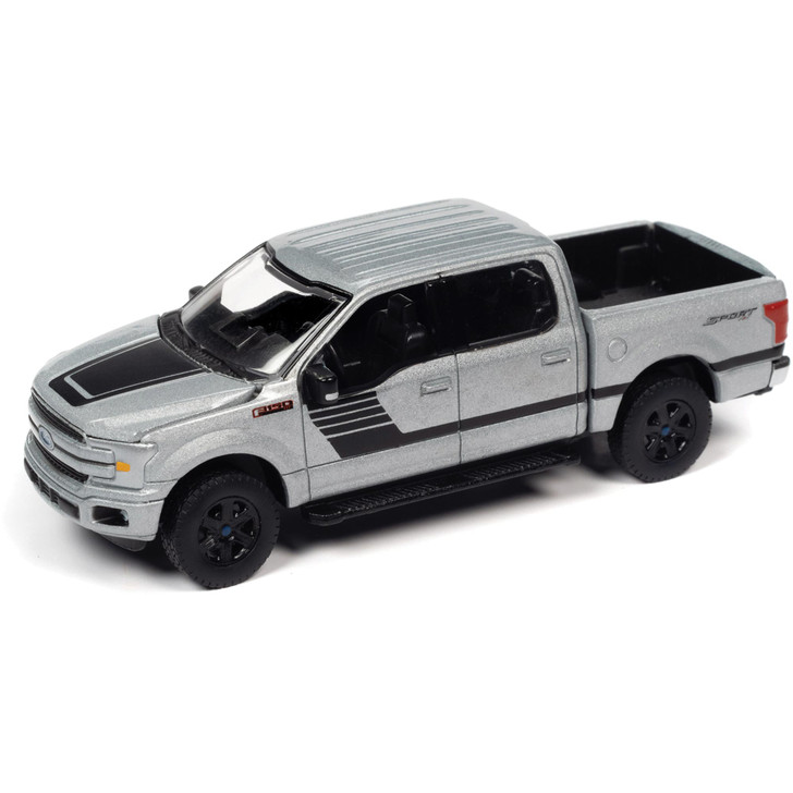 2019 Ford F-150 XLT Sport - Silver Main Image