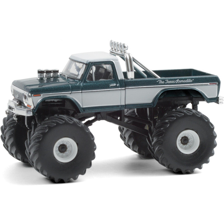 Texas Armadillo - 1979 Ford F-250 Monster Truck Main Image