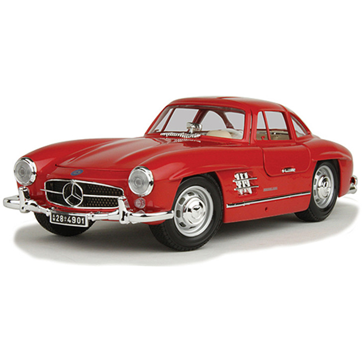 1954 Mercedes 300 SL Gullwing - red Main Image
