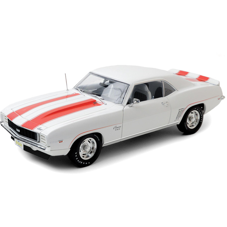 1969 Chevrolet Camaro Z10 Pace Car Coupe Main Image