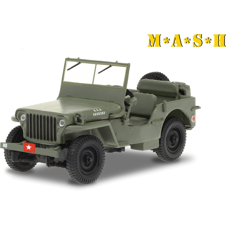 M*A*S*H 1942 Willys MB Jeep Main Image