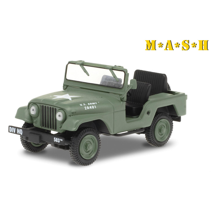 M*A*S*H 1952 Willys M38 A1 Main Image