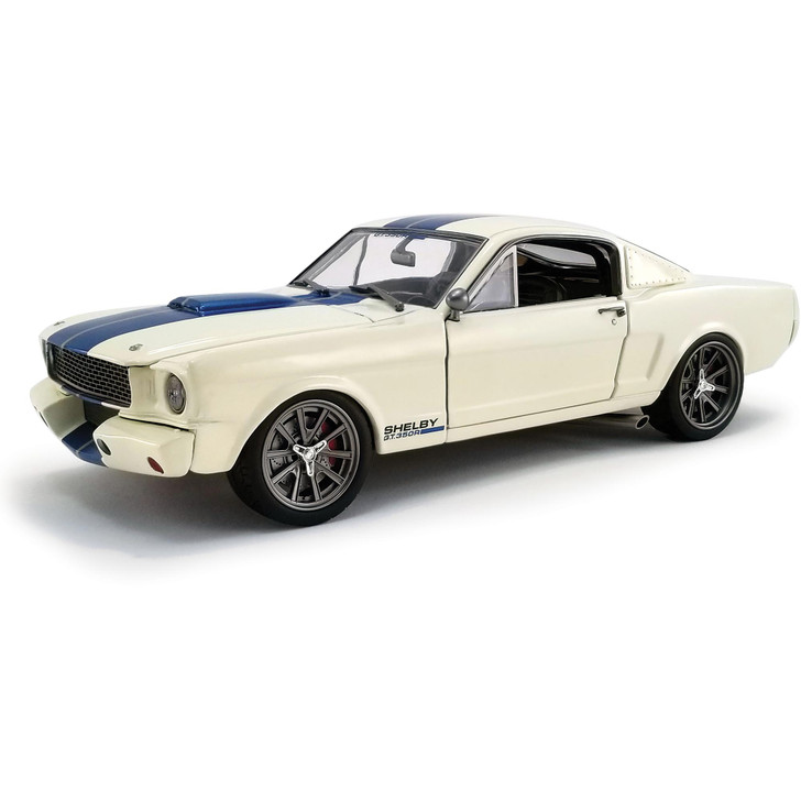 1965 Shelby G.T. 350R Street Fighter Main Image