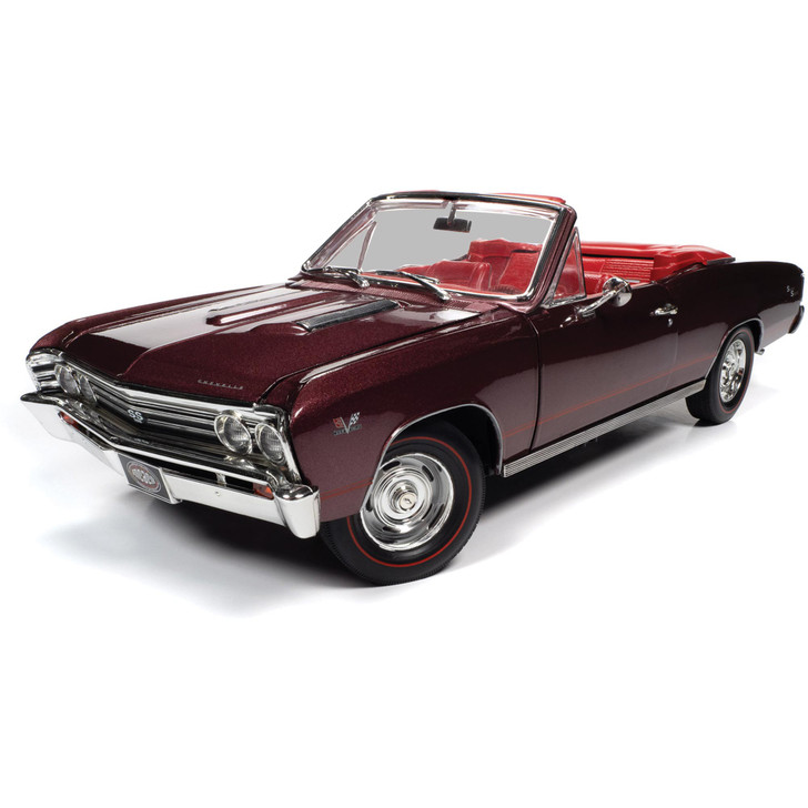 1967 Chevrolet Chevelle SS 396 Convertible (MCACN) Main Image