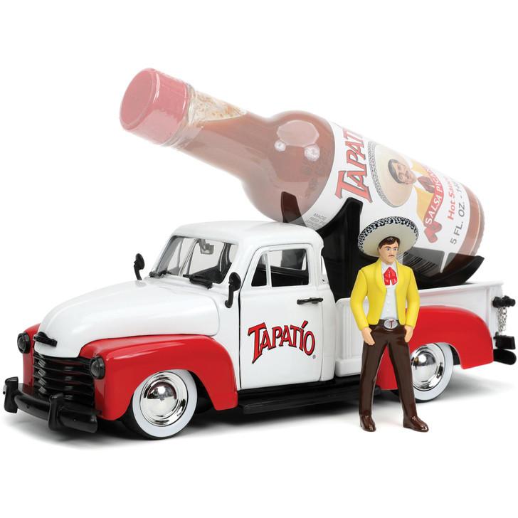 1953 Charro Man Chevy Pickup Tapatio Bottle Holder Main Image