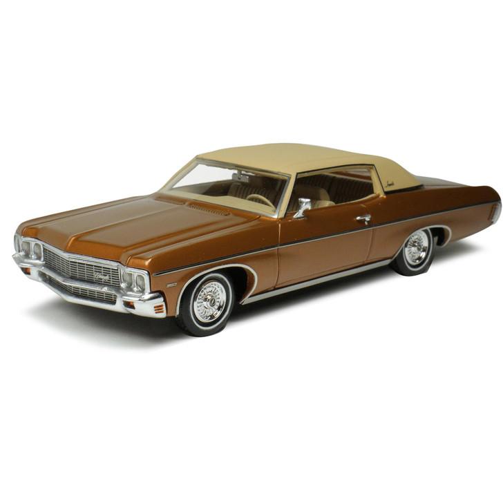1970 Chevrolet Impala Coupe - Caramel Bronze Main Image