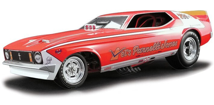 Acme 1971 Parnelli Jones Mustang Funny Car 118 Scale Diecast Model by Acme 18756NX