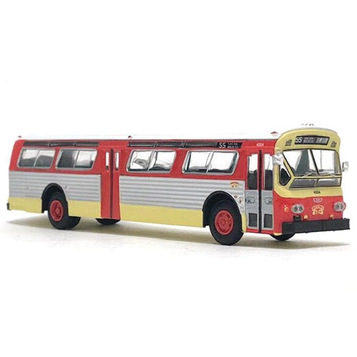 1979 Flxible 53102 MUNI San Francisco Transit Bus Main Image