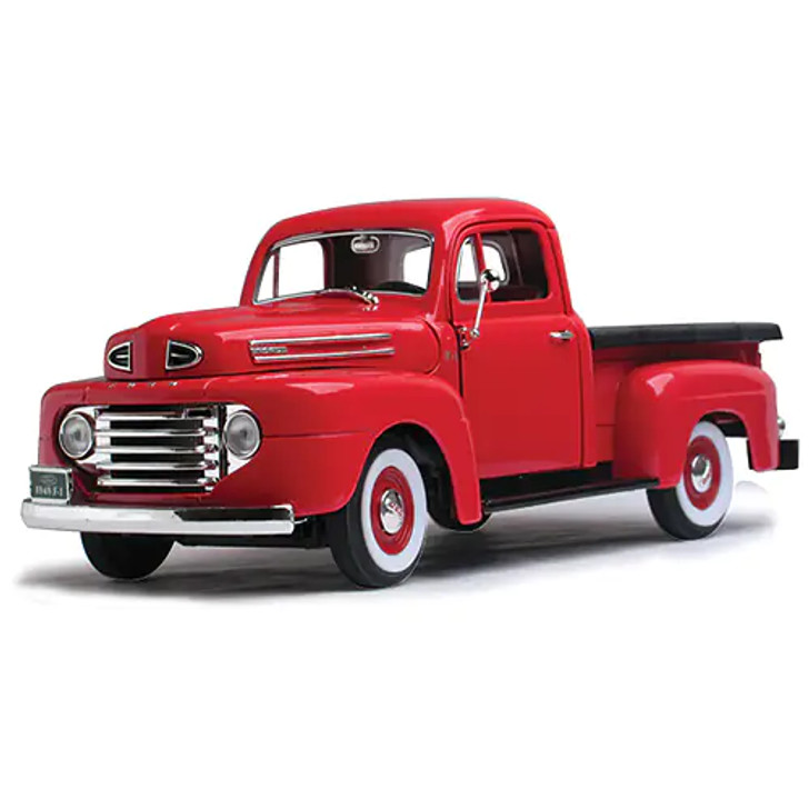 1948 Ford F-1 Pickup - red Main Image