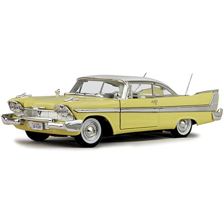 1958 Plymouth Anniversary Fury - yellow Main Image