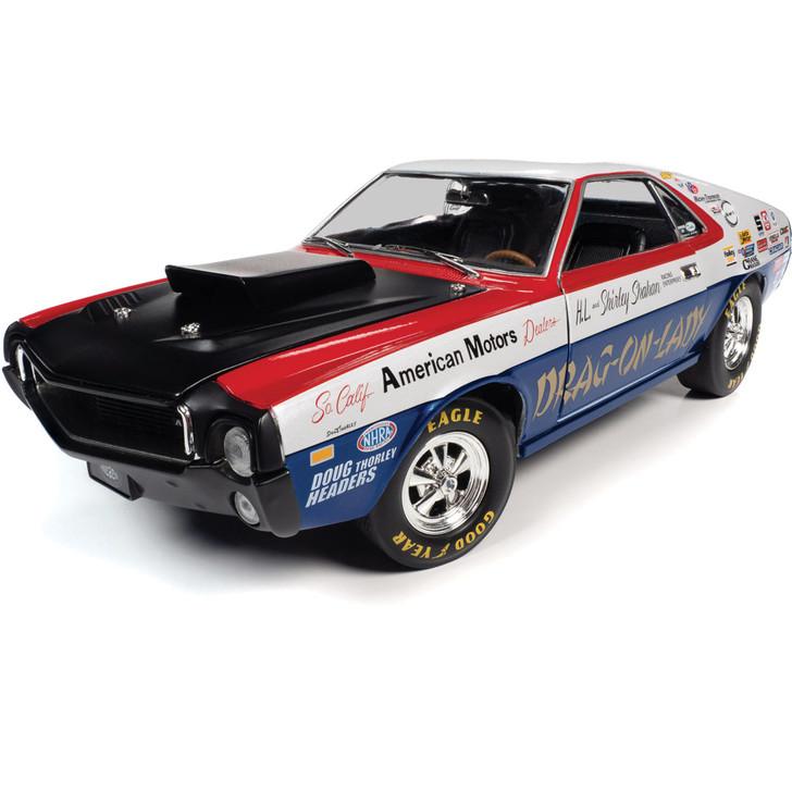1969 AMC AMX S/S (MCACN & LOTQM) Main Image