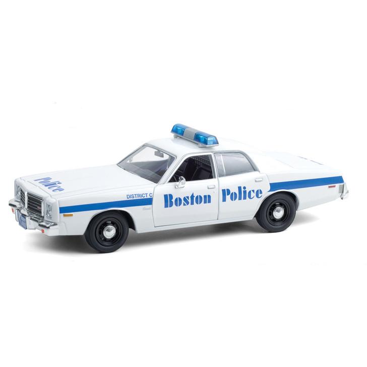 1976 Dodge Coronet - Boston Police Department Main Image