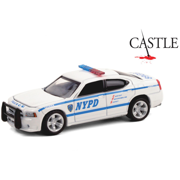 Castle 2006 Dodge Charger LX - New York City Police Main Image