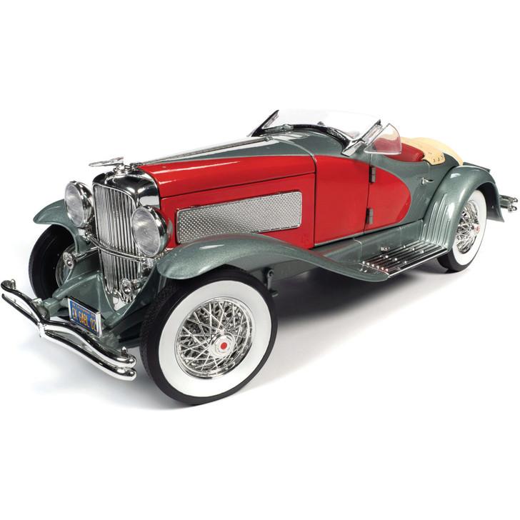 1935 Duesenberg SSJ - Metallic Silver Main Image