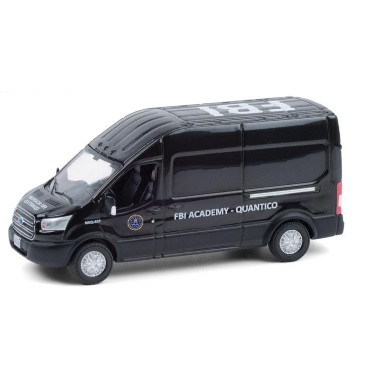 "2015 Ford Transit ""FBI Academy Quantico"" Main Image"