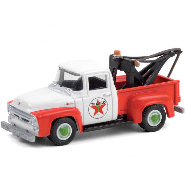 1956 Ford F-100 Tow Truck - Texaco Filling Station Main Image