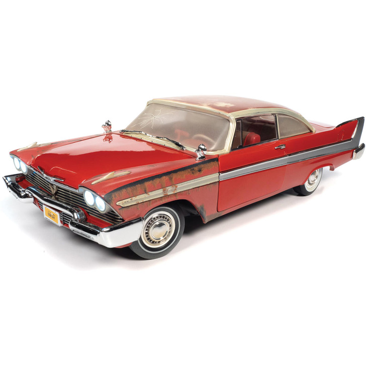 Christine 1958 Plymouth Fury (Partially Restored) Main Image