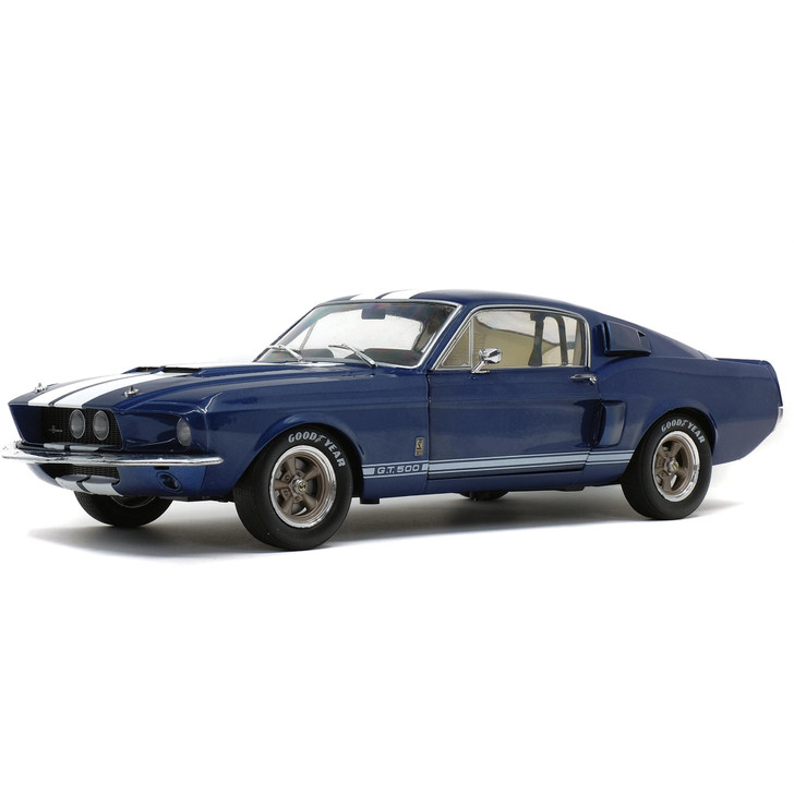 1967 Shelby Mustang G.T. 500 Main Image