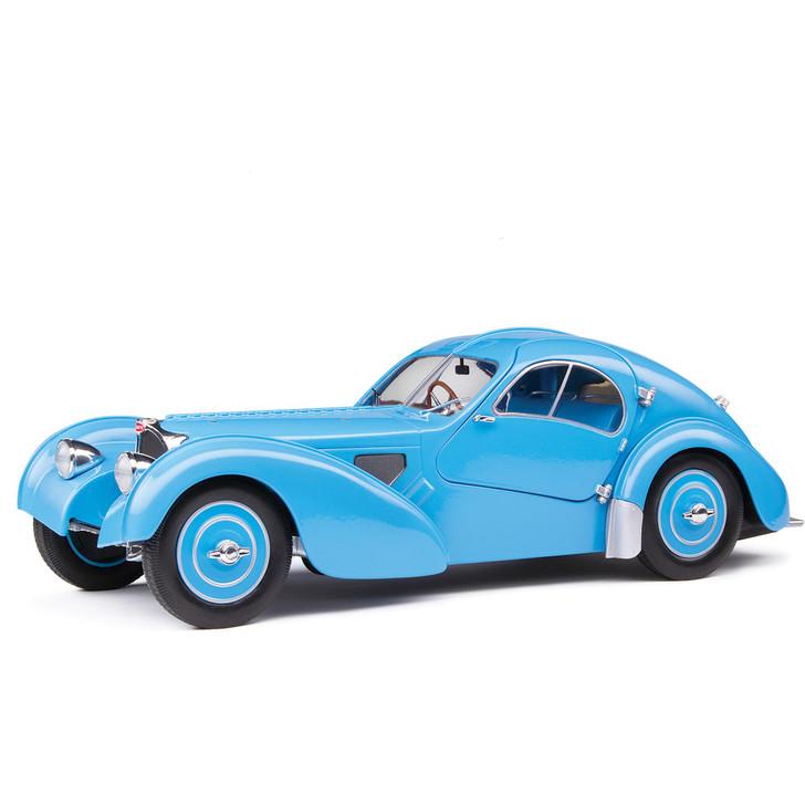 1937 Bugatti Type 57 SC Atlantic - Light Blue Main Image
