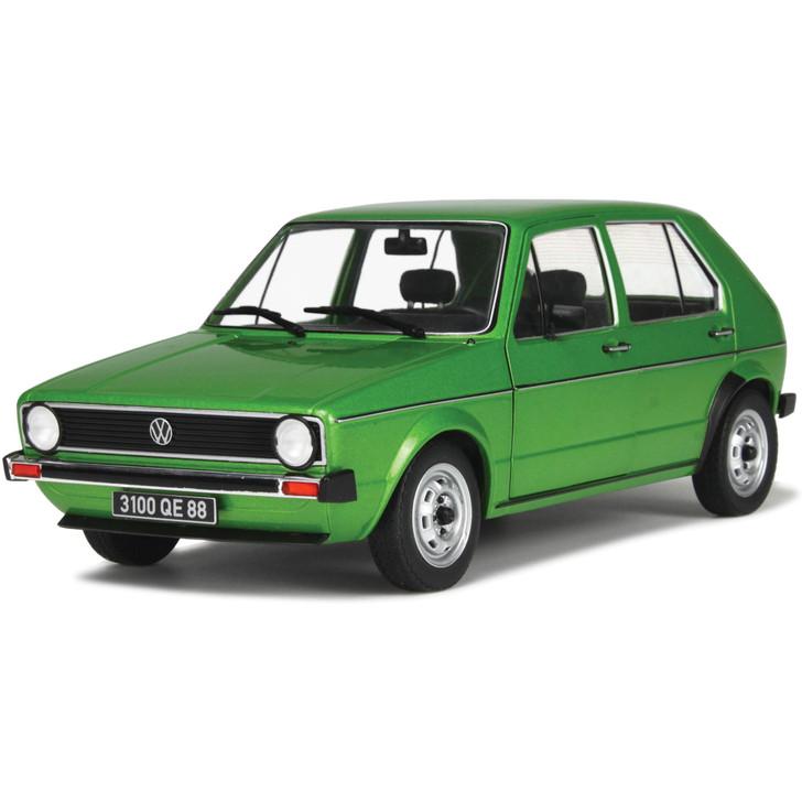 1983 VW Golf L - Viper Green Main Image