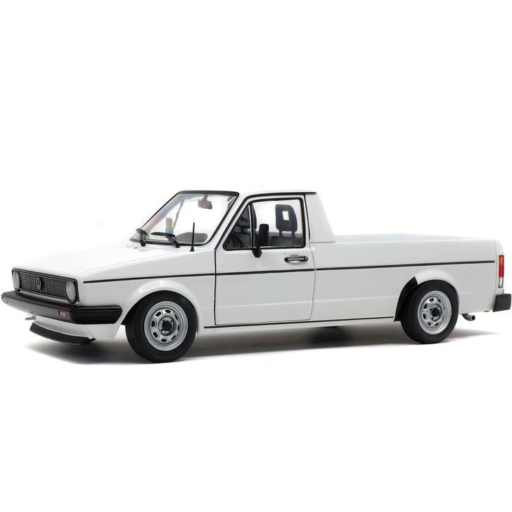 1982 VW MARK 1 PICKUP TRUCK - White Main Image