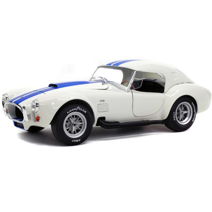 1965 Shelby Cobra 427 MKII - White Main Image
