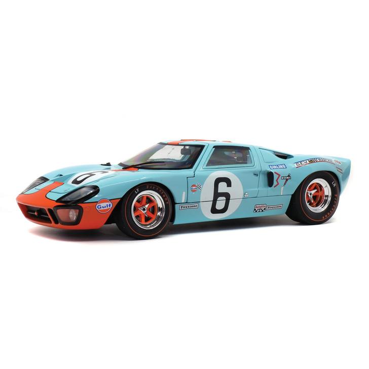 1969 Ford GT40 Mk1 Le Mans Winner Main Image