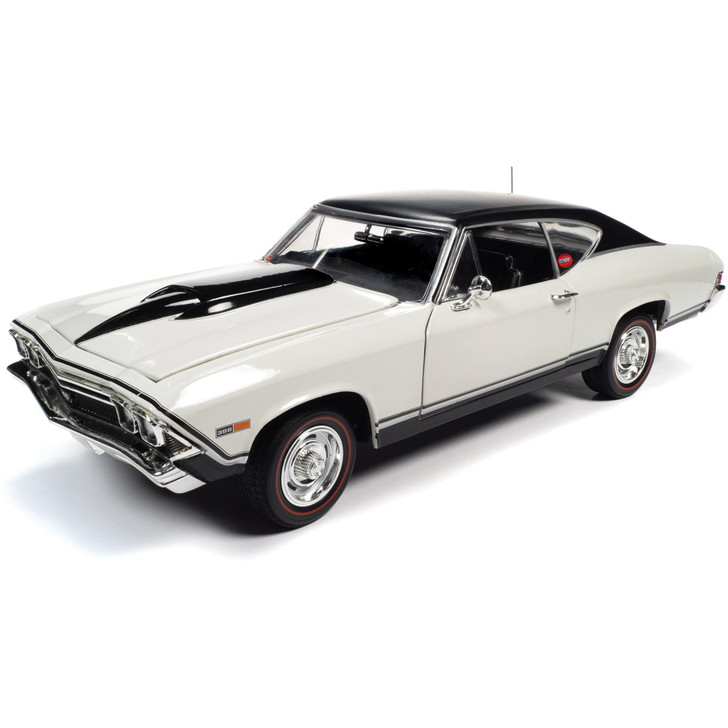 1968 Chevy NICKEY Chevelle SS Hardtop Main Image