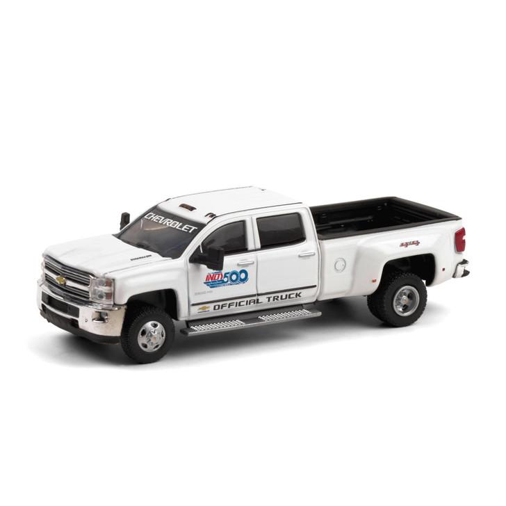 2017 Chevy Silverado 3500 Dually - 101 Indy 500 PennGrade Motor Oil Official Truck Main Image