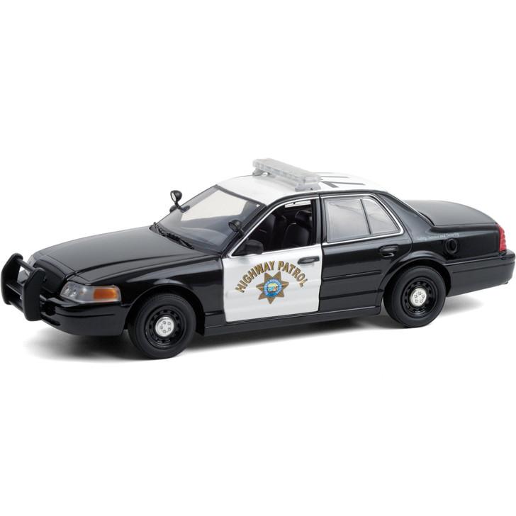 2008 Ford Crown Victoria Police Interceptor - California Highway Patrol Main Image