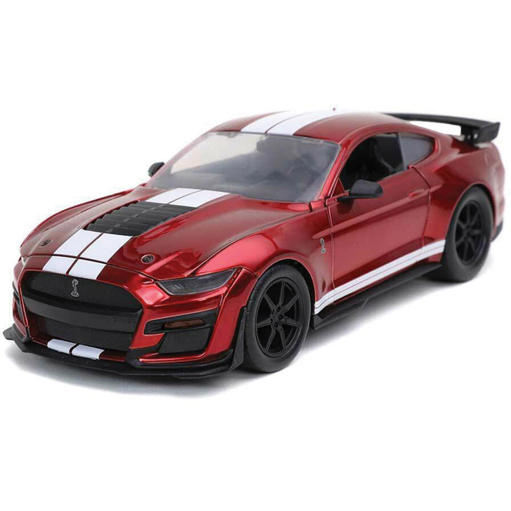 2020 Ford Mustang Shelby G.T. 500 BTM - Candy Red Main Image