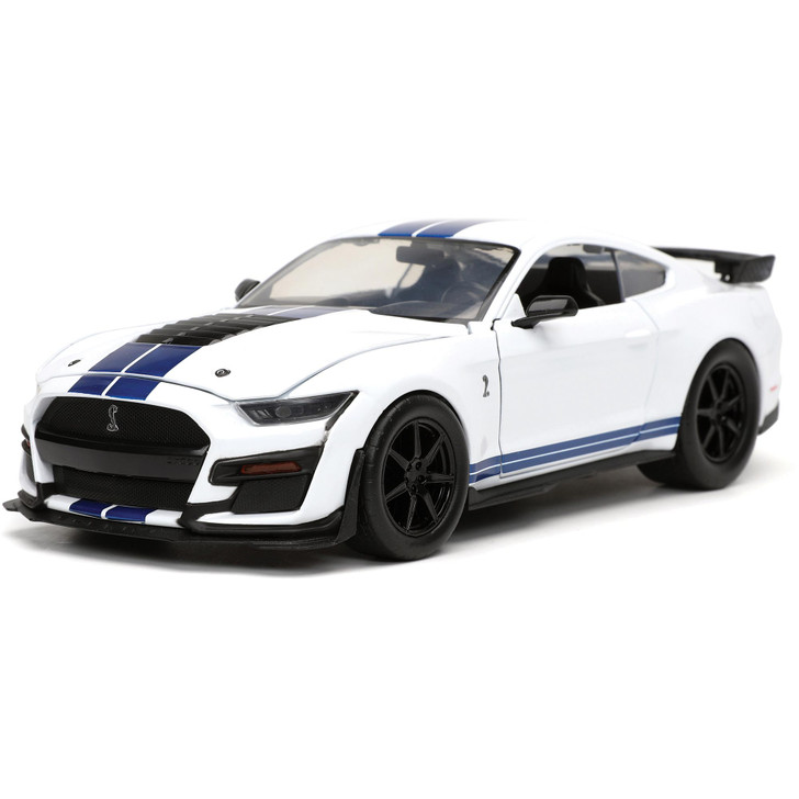 2020 Ford Mustang Shelby G.T. 500 BTM - Gloss White Main Image