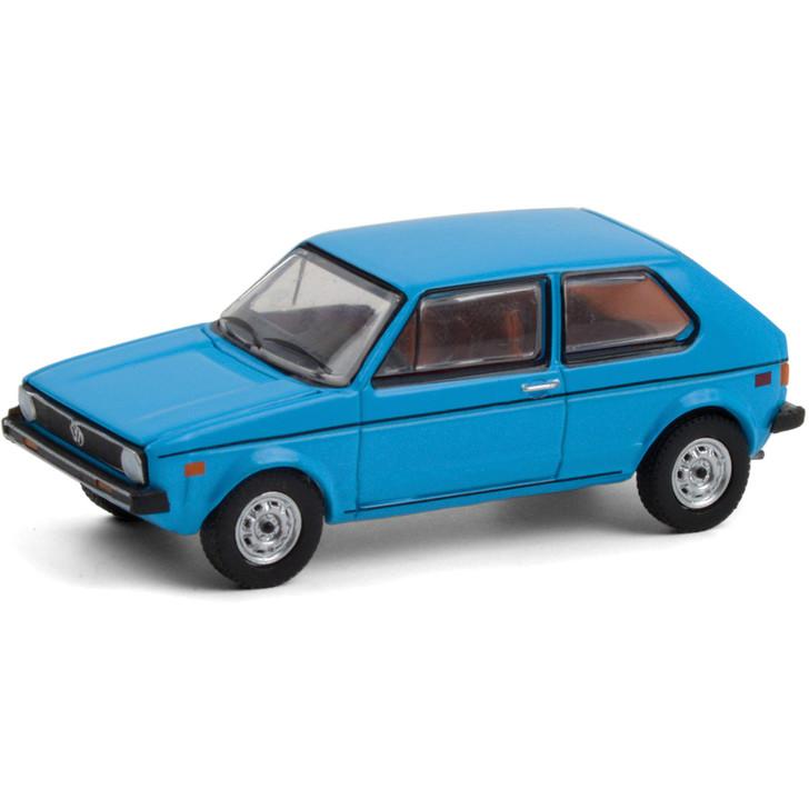 1977 Volkswagen Rabbit - Miami Blue Main Image