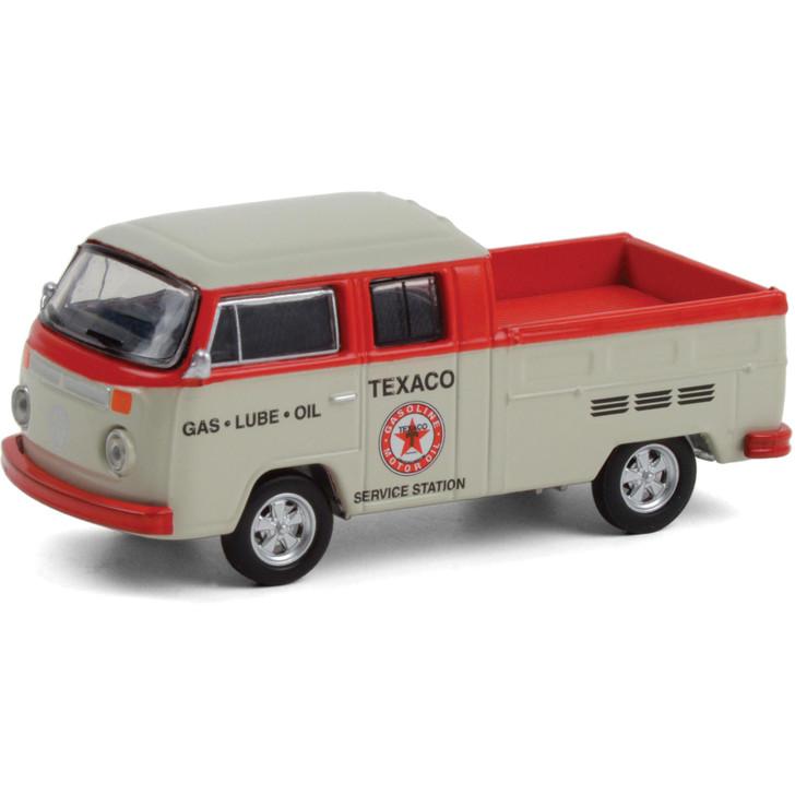 1976 Volkswagen T2 Type 2 Double Cab Pick-Up - Texaco Service Main Image