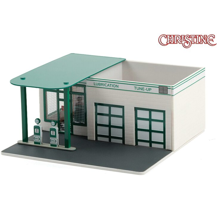 Vintage Mobico Gas Station Main Image