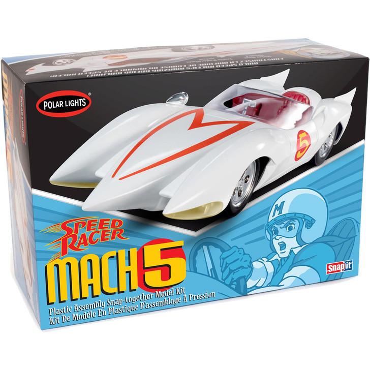 Speed Racer Mach 5 Snap Model Main Image