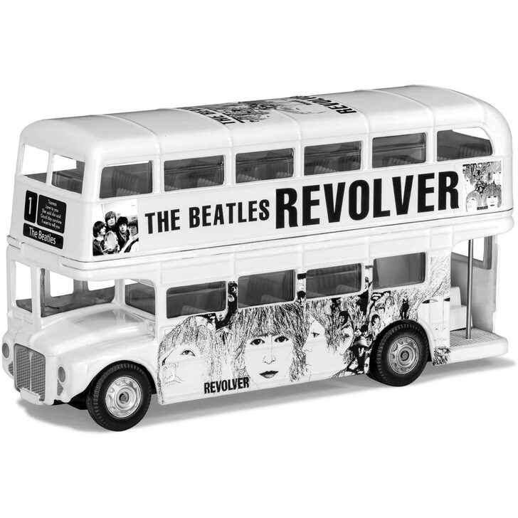 The Beatles Routemaster Bus - Revolver Main Image