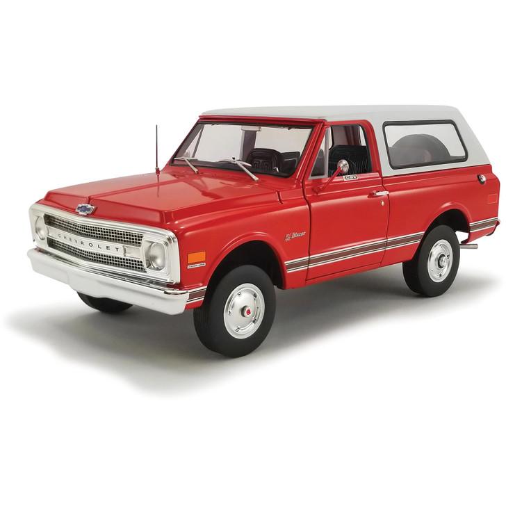 1969 Chevy K5 Blazer - Red Main Image