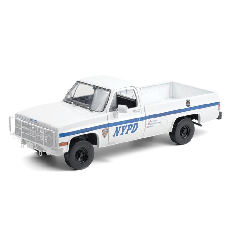 1984 Chevrolet CUCV M1008 - New York City Police Department Main Image