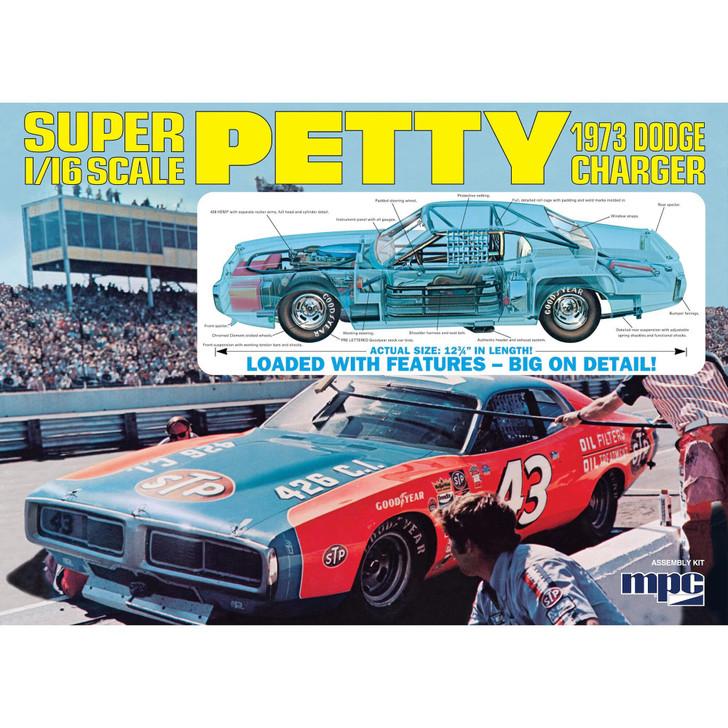Richard Petty 1973 Dodge Charger Model Main Image