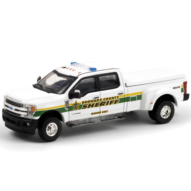 2018 Ford F-350 Dually - Broward County, Florida Sheriff's Office - Marine Unit Main Image