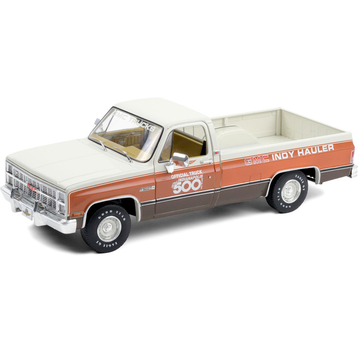 1983 GMC Sierra Classic 1500 67th Indy 500 Official Truck Main Image
