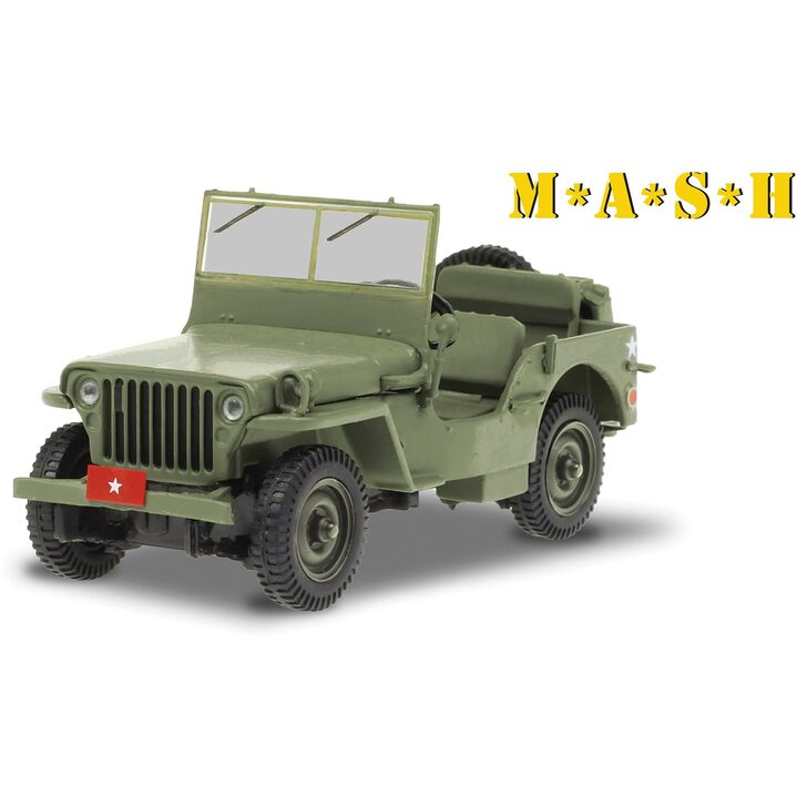 M*A*S*H 1942 Willys MB Jeep - Brigadier General Main Image