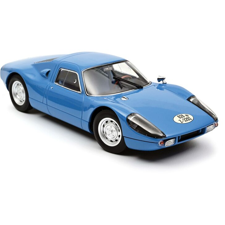 1964 Porsche 904 - Blue Main Image